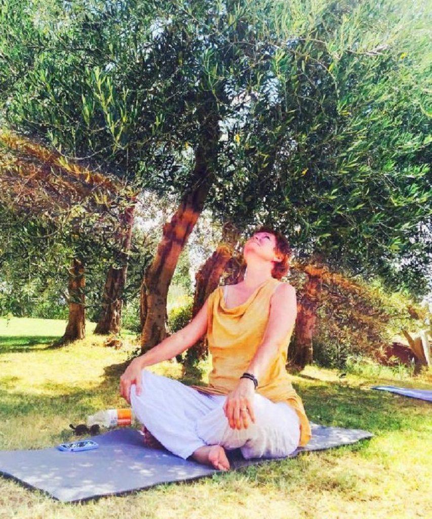 Yoga with Rylla Resler